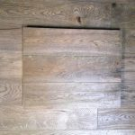 Light Brown oiled Distressed antique oak