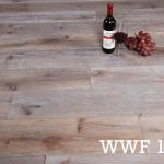 wwf-1511-antique distressed engineered wood flooring