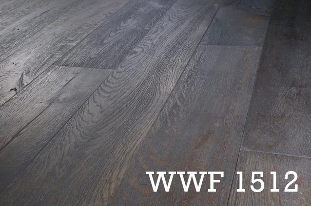WWF 1512 Distressed Flat Dark Grey