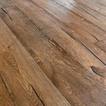 reclaimed distressed antique wood flooring
