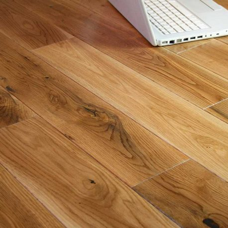 solid oak wood flooring