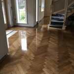 Herringbone parquet blocks engineered oak blocks