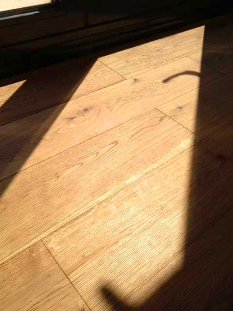 Brushed Amp Oiled Engineered Oak Click System Natural Oiled
