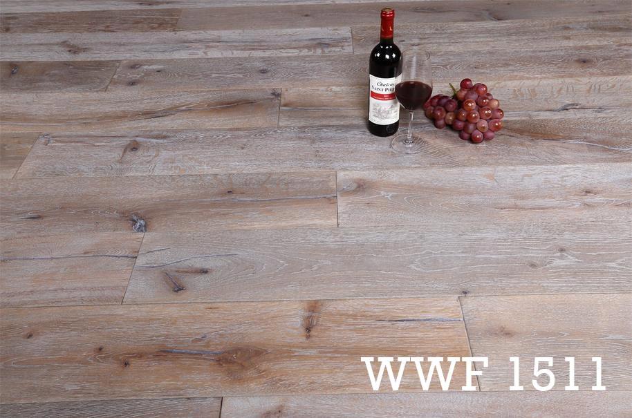 Distressed Wood Floor Antique Wood Floors Reclamed Oak
