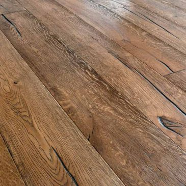 The Benefits Of Using Reclaimed Wood Flooring